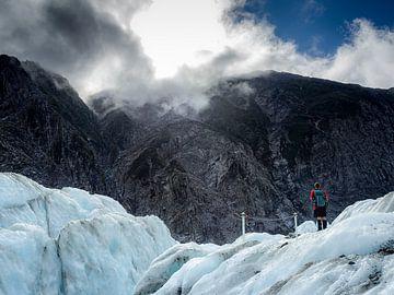 Franz Josef Gletscherführer in Neuseeland von Rik Pijnenburg