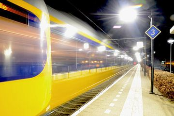 Koploper trein NS van Jeroen Smit