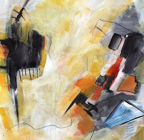 Abstrakt sur Katarina Niksic