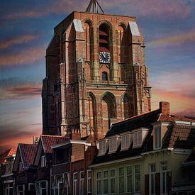 Oldehove Leeuwarden van Martin Rijpstra