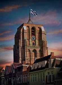 Oldehove Leeuwarden von Martin Rijpstra