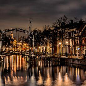 Langehaven, Schiedam van Anton Osinga