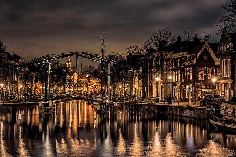 Langehaven, Schiedam von Anton Osinga