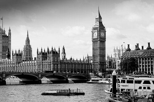 London ... Westminster & Big Ben van Meleah Fotografie