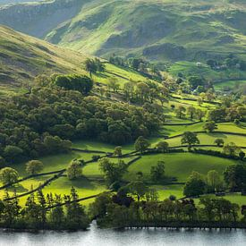 Lake District Landschap van Frank Peters