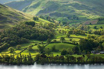 Paysage de Lake District sur Frank Peters