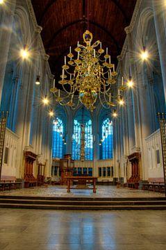 Der Chor der großen Kirche von Lex Schulte
