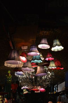 Lampenspel van Kim Tiekstra