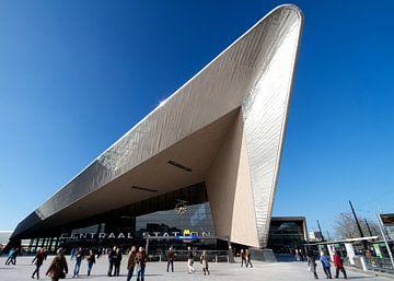 Station Rotterdam Centraal sur Thijs Schouten