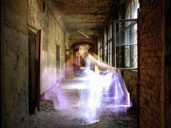 Angel of the Past van Tineke Visscher