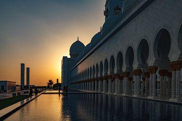 Sheikh Zayed Moskee van Teddy Dako