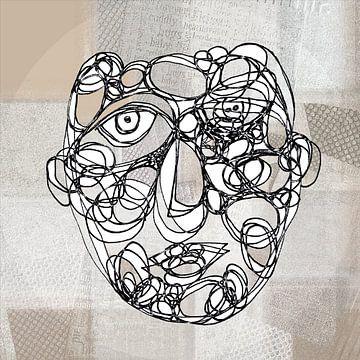 Face Cerclisme - v9b2c2b von Aimelle ML