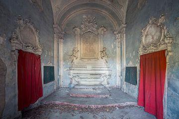 verlassenes Grab von Kristof Ven