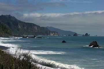 New Zealand West Coast sur