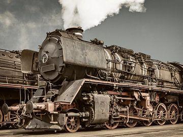 The vintage Locomotives sur Martin Bergsma