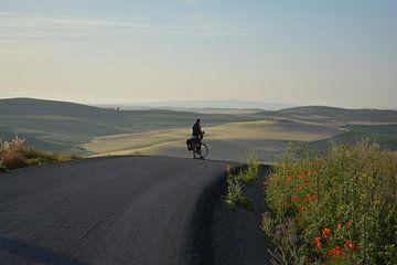 Abenteuer Radfahren von Maarten Lans