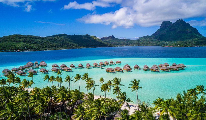 Pearl Beach Bora Bora van Ralf van de Veerdonk