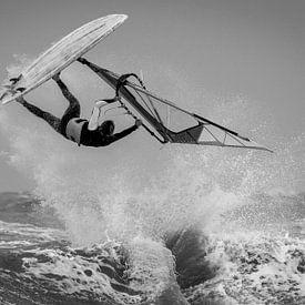 Windsurfing van Reinier Snijders