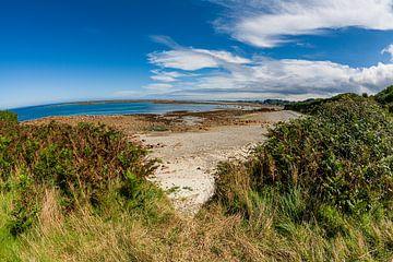 Bucht von Port l' Epine in Frankreich von Evert Jan Luchies