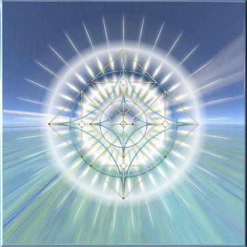 Energiepatroon lichtcirkel I