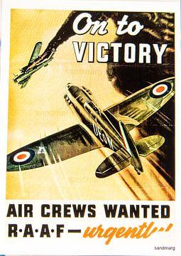Wervingsposter Voor de RAF