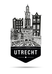 Utrecht Island van Tijmen Bitterlich