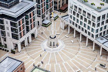 Paternost Square à Londres sur Eric van Nieuwland