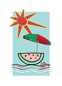 Summer impression von Roswitha Lorz