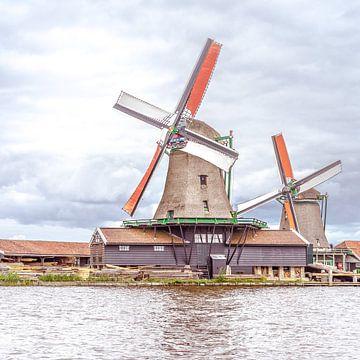 Houtzagerij van Maarten Drupsteen