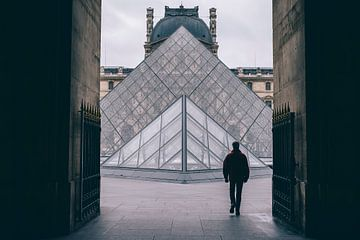 Louvre  von Joep Koolen