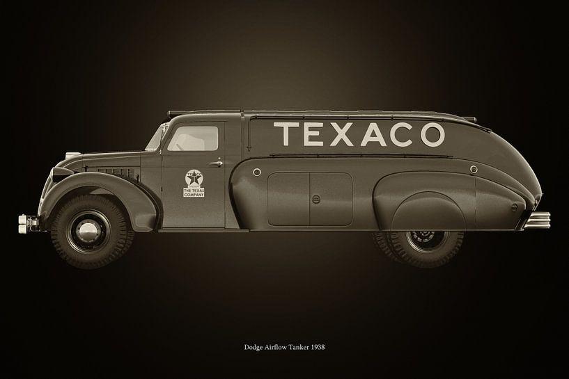 Dodge Airflow Tanker 1938 van Jan Keteleer