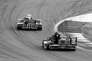 Kart-Rennen von Dick Bosman
