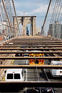 new york city ... brooklyn bridge V