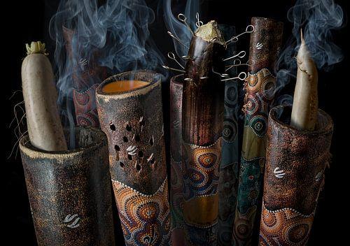 Voodoo Didgeredoo van Olaf Bruhn