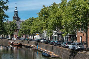 Oosthaven in Gouda van Rinus Lasschuyt Fotografie