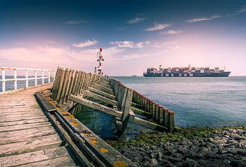 Vlissingen Zeeland Nederland van