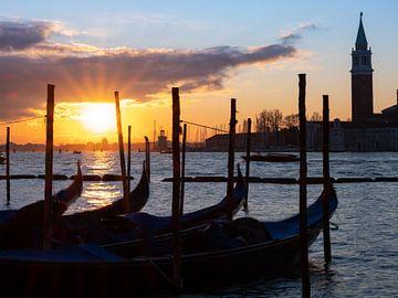 Sonnenaufgang in Venedig