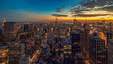 New York City van Photo Wall Decoration