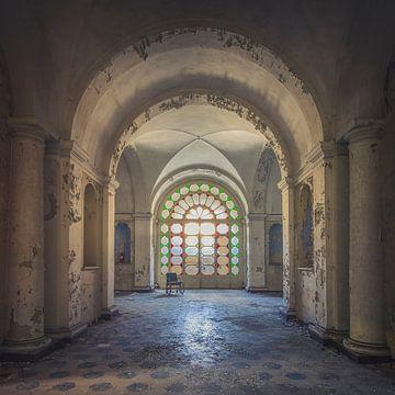 Lost Hospital von Frans Nijland