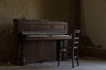 Klavier von Verfall von Wonderland of Decay