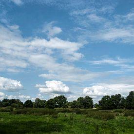 Le ciel au-dessus du Schleswig-Holstein sur Norbert Sülzner