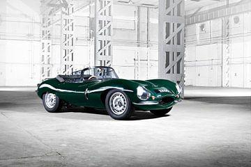 Jaguar XKSS van