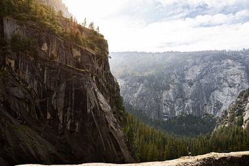 Yosemite verenigde staten van Ingeborg van Bruggen