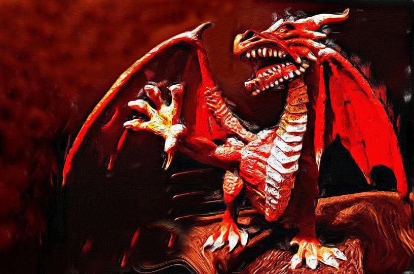 Red Dragon von Jean-Louis Glineur alias DeVerviers