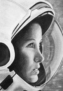 Astronaut van Liv Jongman