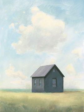 Lonely Landschap III, James Wiens van Wild Apple