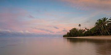 Sunrise Rarotonga sur Laura Vink