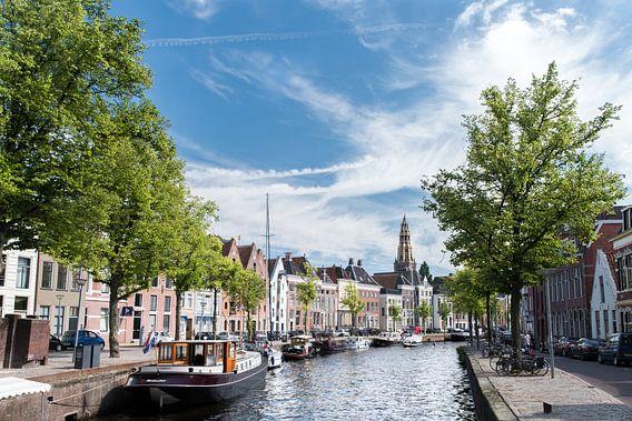 Hoge en lage der Aa van Iconisch Groningen