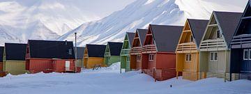 Longyearbyen van Marieke Funke