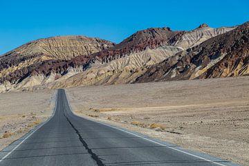 Roadtrip ins Death Valley von Peter Leenen